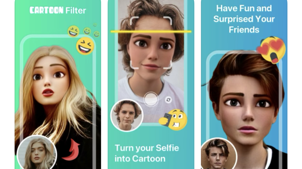 How to become a Disney character using the popular ToonMe filter