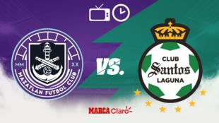 ¿Cómo, cuándo y dónde ver por TV el Mazatlán FC vs Santos de la...
