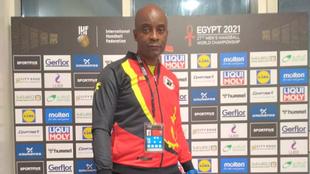 William de Almeida, técnico hispano-angoleño de la selección...