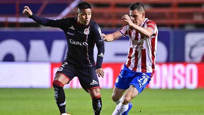 Marcador Final Atl U00e9tico San Luis Vs Chivas Resumen