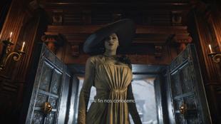 Las primeras palabras que Lady Dimitrescu nos dirá en Resident Evil...