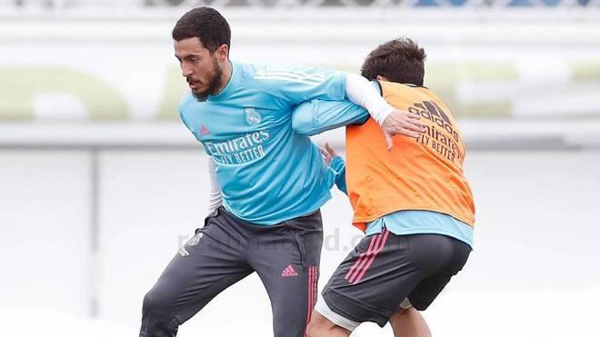 Hazard in training