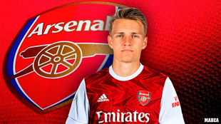 Odegaard cesion Arsenal Real Madrid