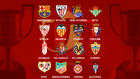 Sorteo de Copa del Rey 2020 - 2021 en directo: cruces y partidos de...