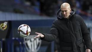 Zidane coronavirus