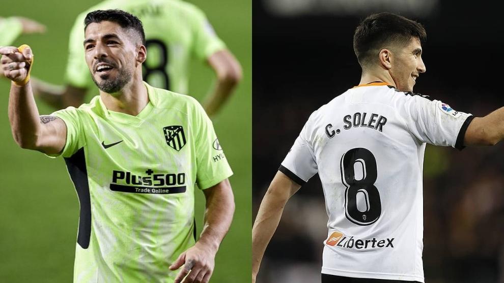 Apuestas Atlético - Valencia: cuotas y claves para pronósticos