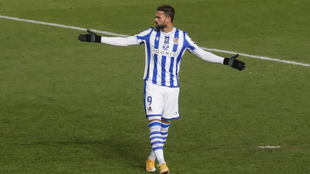 Willian José, a los Wolves