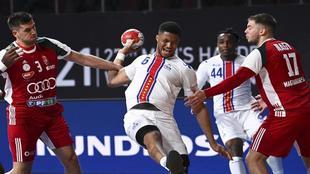 El lateral caboverdiano Leandro Semedo, en el partido frente a...
