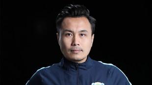 Guo Nengpei, manager general del renombrado Guangzhou City, antiguo...