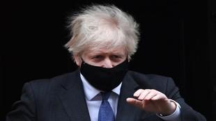 Boris Johnson confirma que el coronavirus británico es más letal que...