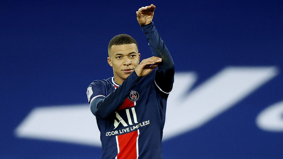 Mbappe: I'm thinking about my future, if I sign for PSG, it'll be for many years