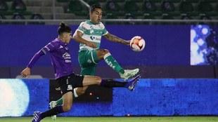 Mazatlán y Santos Laguna empatan sin goles en el Kraken.