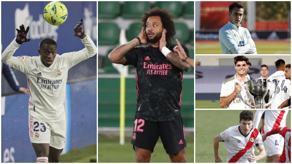 Real Madrid's plans to deal with their left-back woes