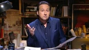 El periodista Iker Jiménez en uno de sus programas.