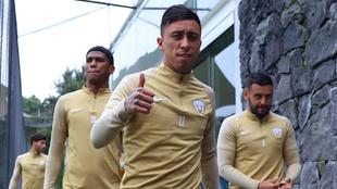 Martín Rodríguez deja a Pumas; su próximo destino sería Colo Colo.