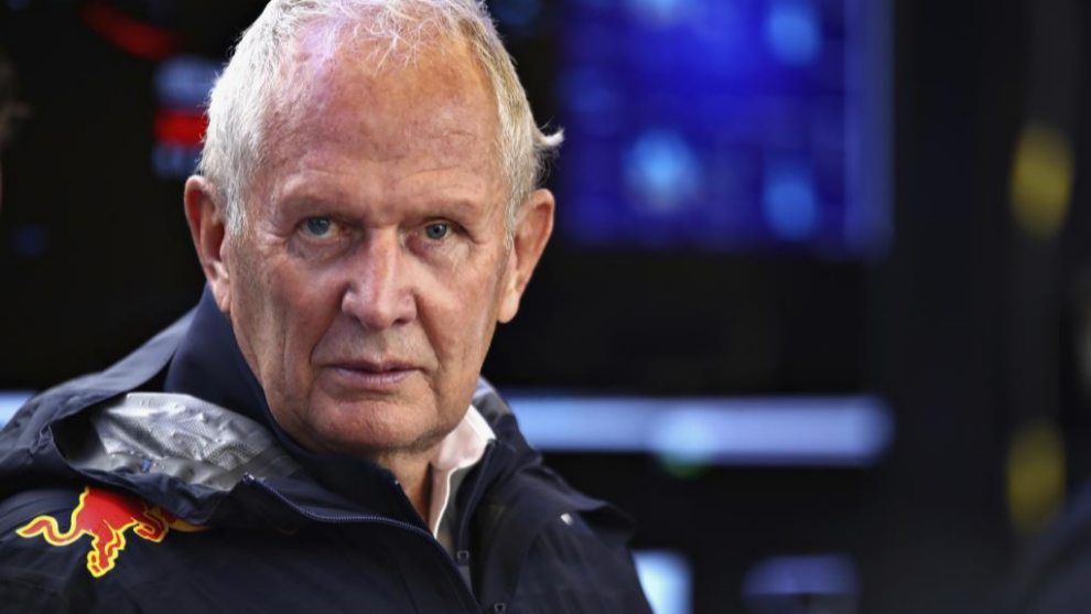 Helmut Marko: I understand Ferrari have made a big jump forward on the engine front