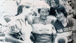 Mercedes Ateca en una imagen de archivo (Foto tomada de Biciclismo)