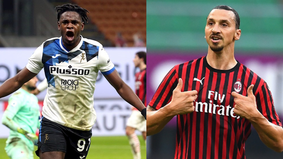 Ibrahimovic takes aim at Zapata: I've scored more goals than games you've played in during your career