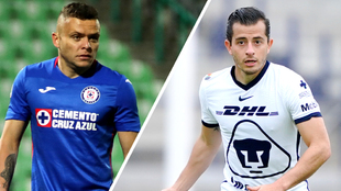 Cabecita Rodríguez video y Alan Mozo video, jugadores de la Liga MX...