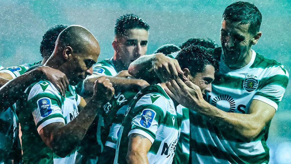 Un gol de Pedro Porro hace campeón de la Copa de la liga al Sporting