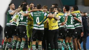 Sporting, campeón de la Copa de la Liga de Portugal