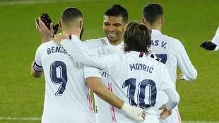 Real Madrid 4-1 Alavés: El Madrid sale de la crisis.