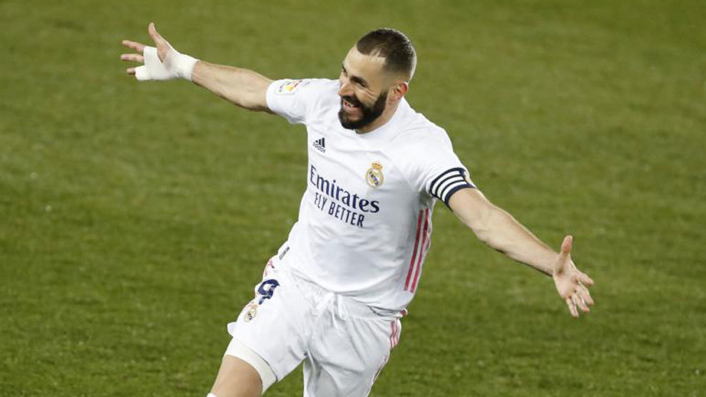 Benzema joins Pichichi race and sends warning shot: There's a long way to go