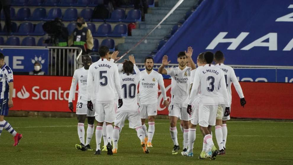 Real Madrid end painful 'tour' in Vitoria