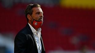Diego Cocca sabe que podría perder el puesto por malos resultados.