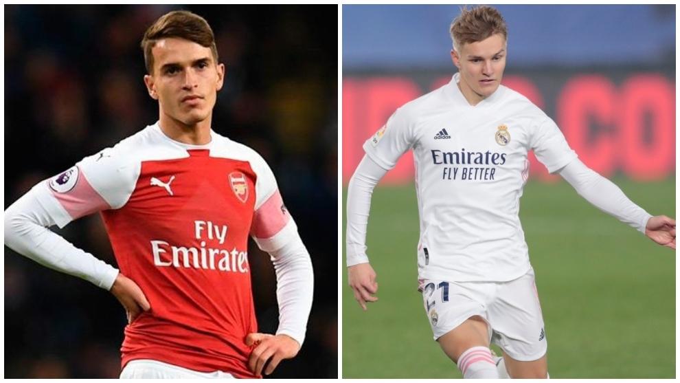 """El exdelantero del Arsenal que siembra la duda sobre Odegaard: """"Puede ser tan vergonzoso como Denis Suárez"""""""