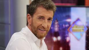 Pablo Motos - El Hormiguero - Antena 3 - David Verdaguer - Javier...