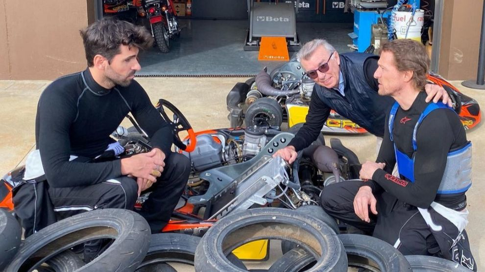 "Alguersuari a MARCA: ""Sí, me planteo volver a competir en karting"""