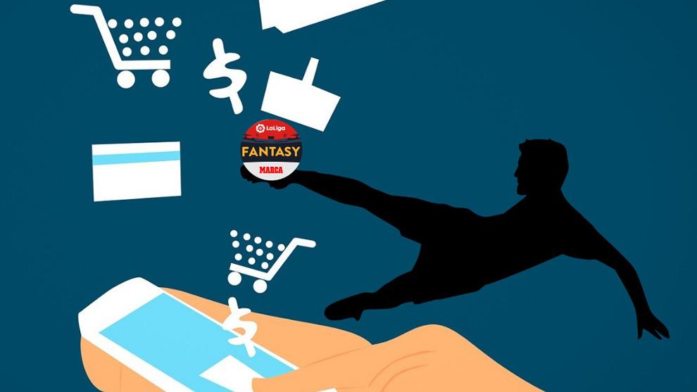 'Rebajas' Fantasy: goles y asistencias a precio de ganga
