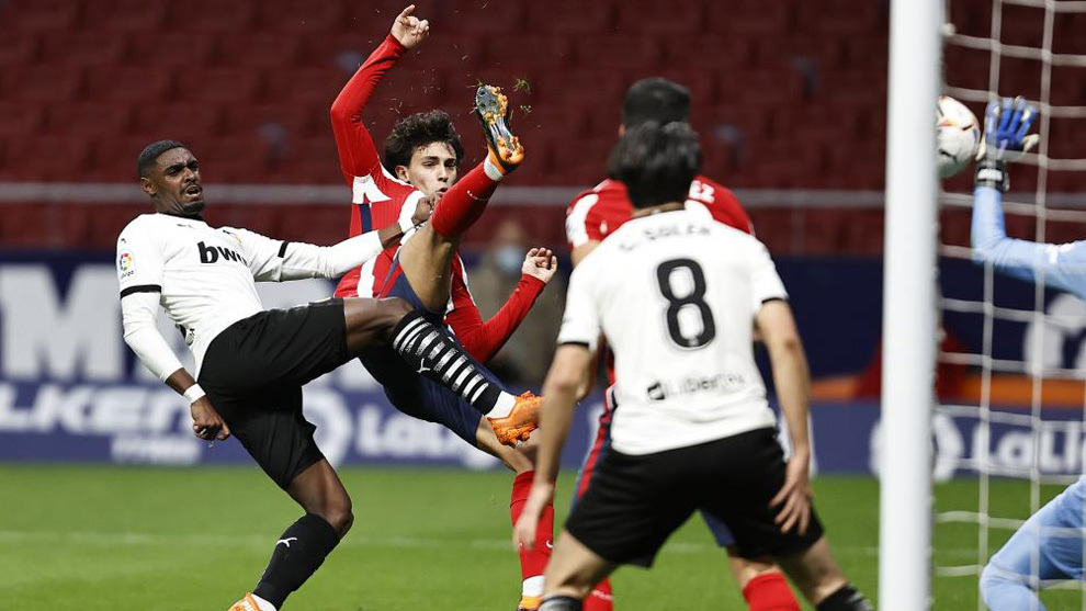 Atletico Madrid ratings vs Valencia: This is the Joao Felix we want to see