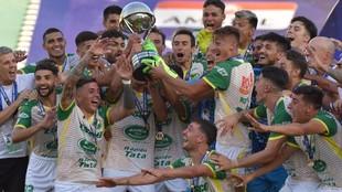 Defensa y Justicia hace historia y conquista la Copa Sudamericana
