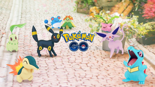 El Evento de Johto abre un mundo de posibilidades en Pokémon GO.
