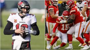 Super Bowl 2021: Horario fecha donde ver en TV Buccaneers Chiefs