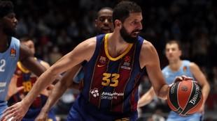 Barcelona - Zenit: Horario y donde ver en TV hoy el partido de la...