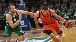 Valencia Basket - Zalgiris: Horario y donde ver en TV y online hoy la...