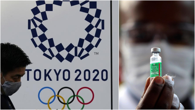 Great Britain won't give their Olympic athletes vaccine priority