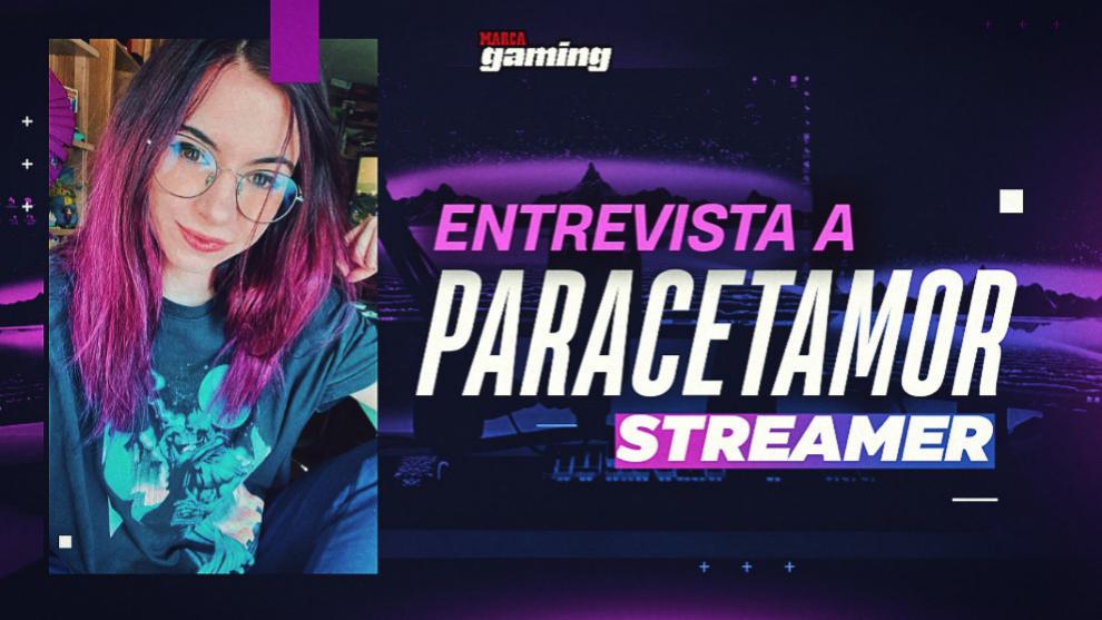 La streamer Paracetamor está en MARCA Gaming