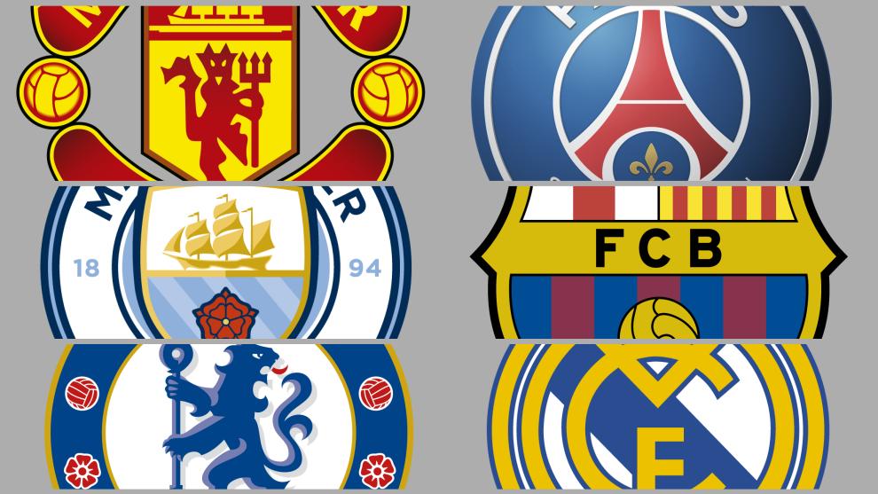 Megaproyectos futbol fracaso - Manchester United PSG Manchester City...
