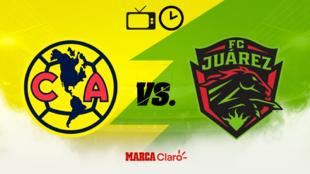 Améirca vs Juárez: Horario y dónde ver