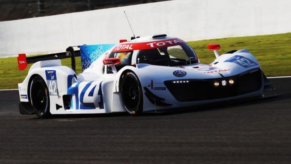 Los prototipos de hidrógeno competirán en Le Mans con categoría...
