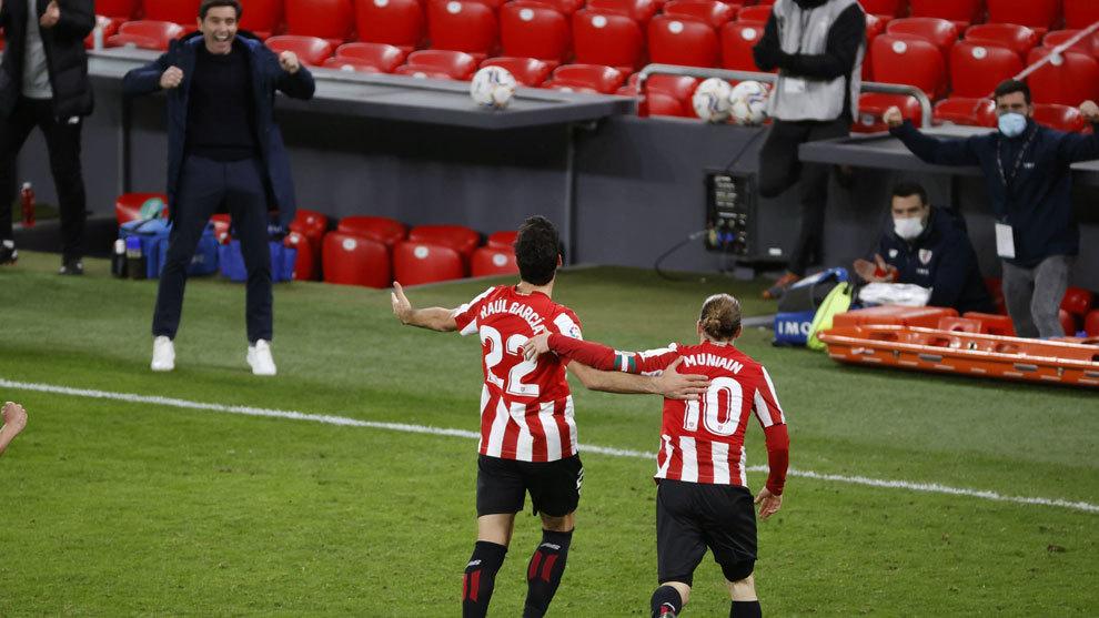 El Athletic es ahora un superequipo