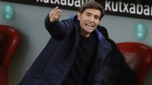 Marcelino García Toral, técnico el Athletic.