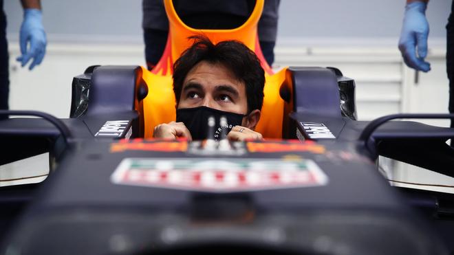 Checo Pérez buscará equipararse con Max Verstappen.