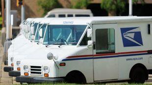Los prototipos de Workhorse para US Postal Service.