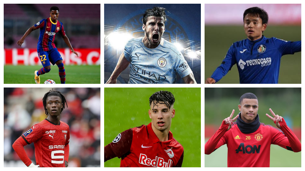 Algunas apuestas para el próximo Future Stars de FIFA 21