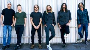 Foo Fighters, nuevo álbum y sorteo de una baquetas firmadas por Taylor Hawkins